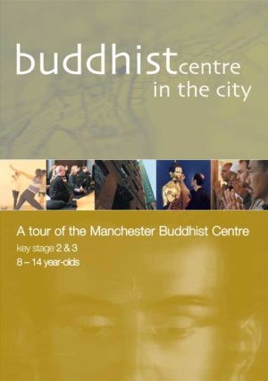 Buddhist Centre in the City DVD cover