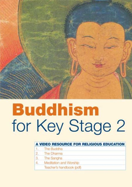 Buddhism for Key Stage 2 DVD cover