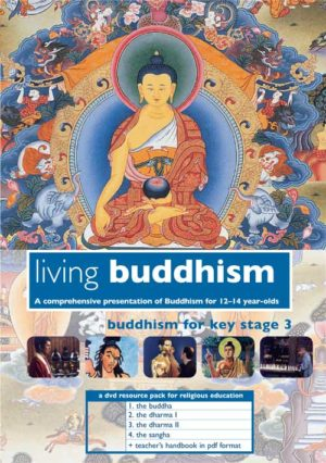 Living Buddhism DVD cover